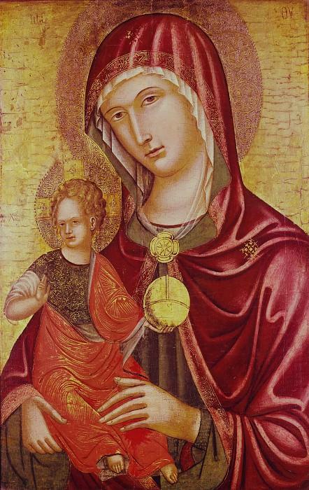 Икона Божией Матери. Иконы
