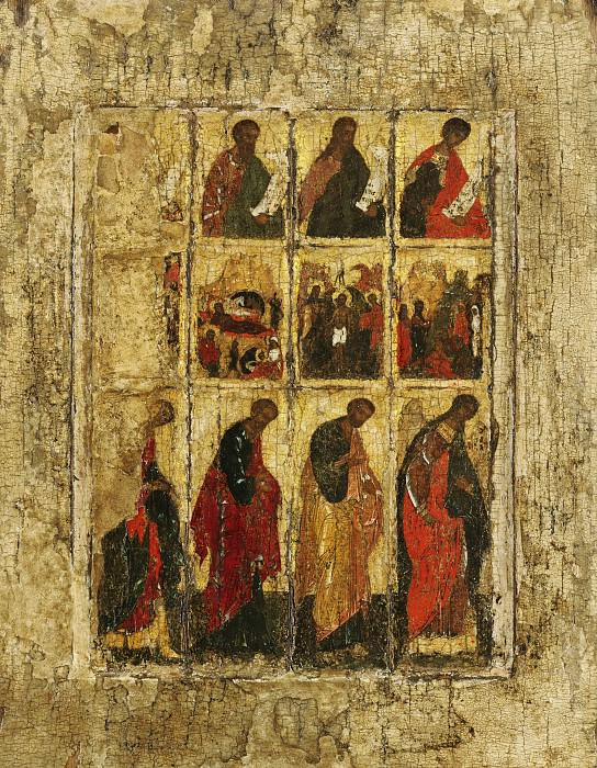 Святые из иконостаса. Orthodox Icons