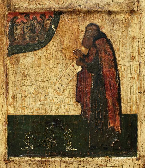 Святой Александр Свирский. Orthodox Icons