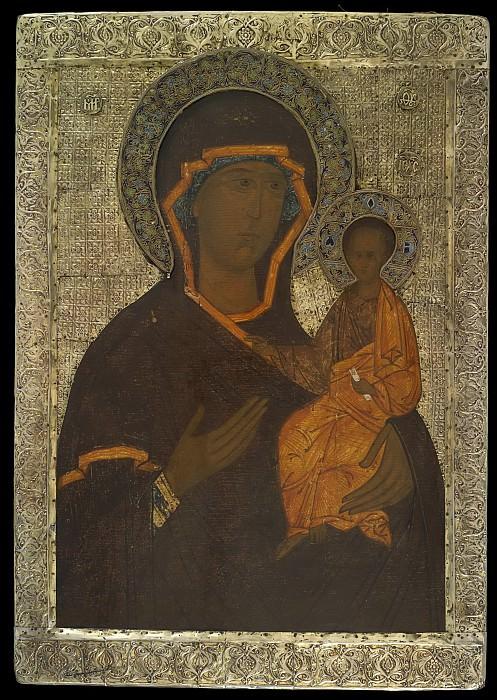 Икона Божией Матери Смоленская. Иконы