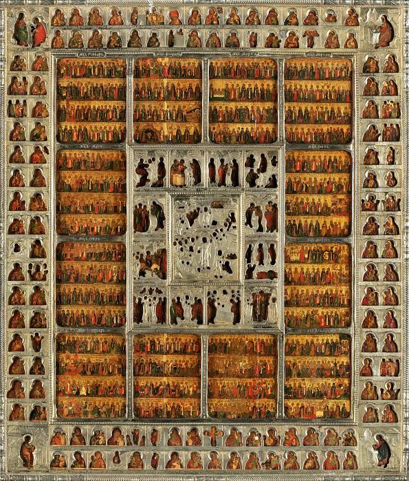 Минея годовая. Orthodox Icons