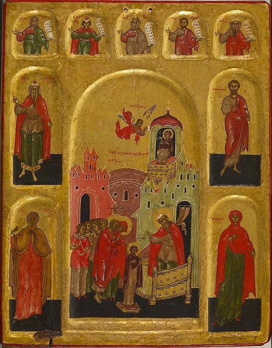 Икона Божией Матери Неопалимая Купина. Orthodox Icons