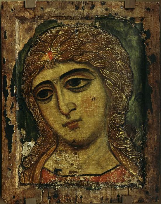 Архангел Гавриил из оглавного деисусного чина.. Orthodox Icons
