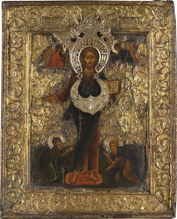 Господь Вседержитель. Orthodox Icons