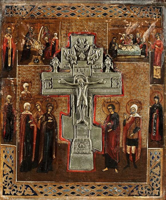 Наследственная икона с распятием. Orthodox Icons