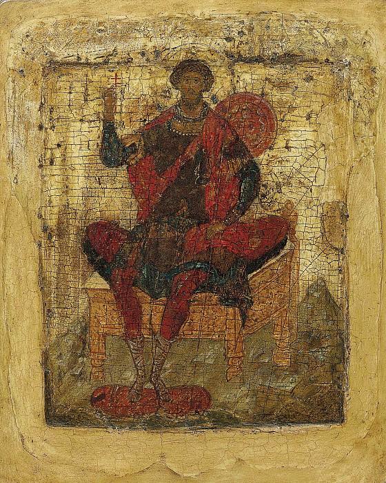 Святой Федор Стратилат. Orthodox Icons