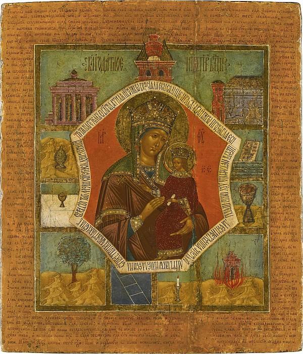 Икона Божией Матери Благодатное Небо. Иконы