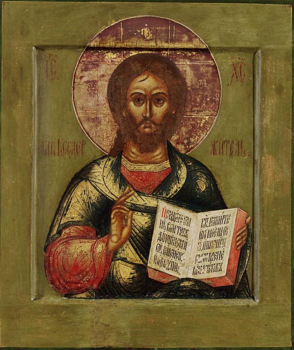 Христос Вседержитель. Orthodox Icons