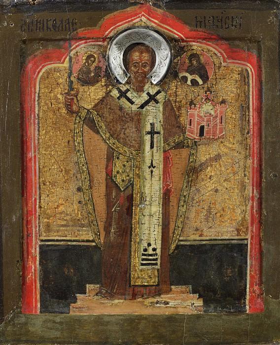 Святой Николай Можайский. Orthodox Icons