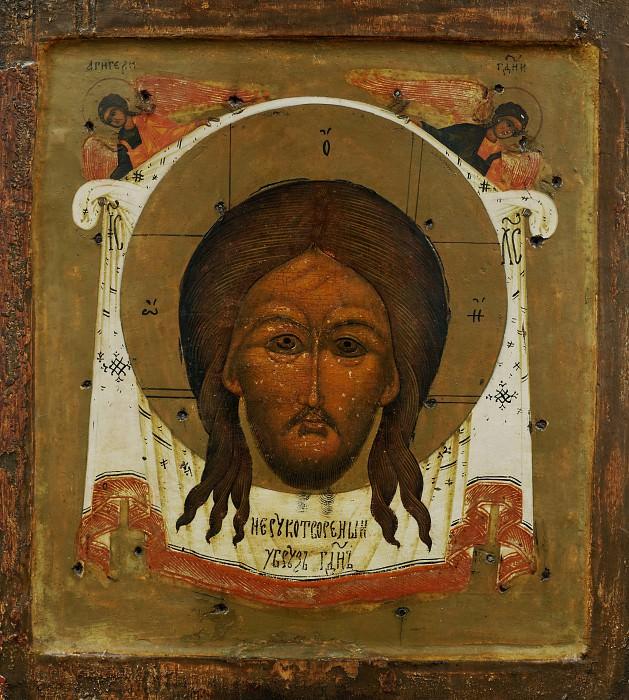 Спас Нерукотворный. Orthodox Icons