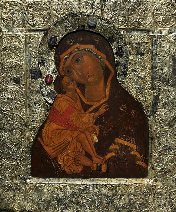 Икона Божией Матери Донская. Иконы