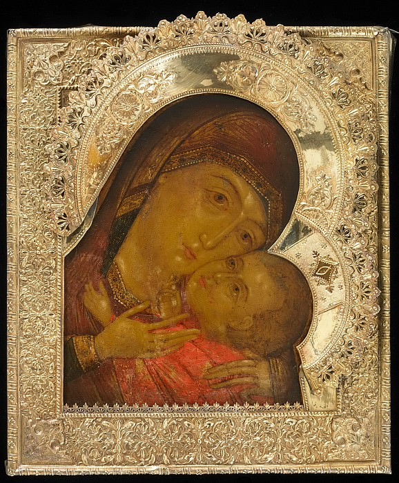Икона Божией Матери Корсунская. Иконы