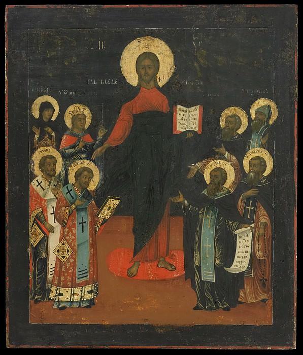Господь Вседержитель Смоленский. Orthodox Icons