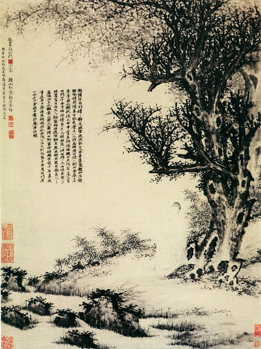Fan Qiwu Zhang. Chinese artists of the Middle Ages (樊圻吴宏 - 寇湄像图)