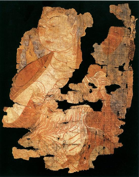 Unknown. Китайские художники средних веков (佚名 - 说法图)