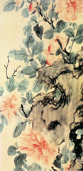 Chen Chun. Chinese artists of the Middle Ages (陈淳 - 洛阳春色图)