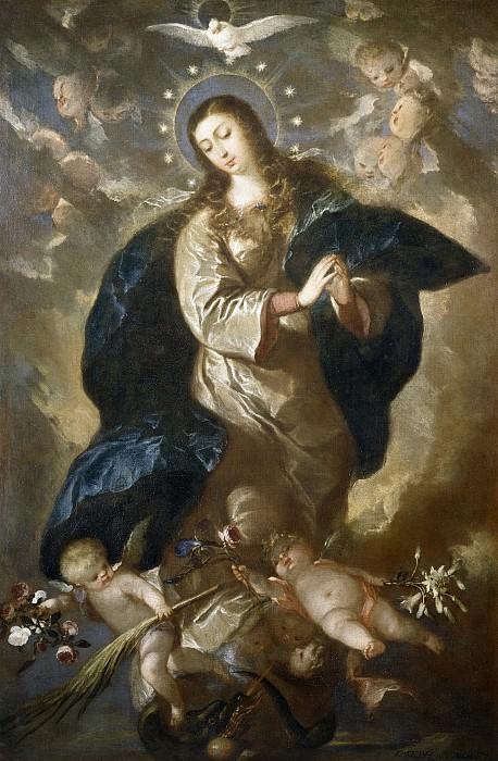 Antolínez, José -- La Inmaculada Concepción. Part 2 Prado Museum