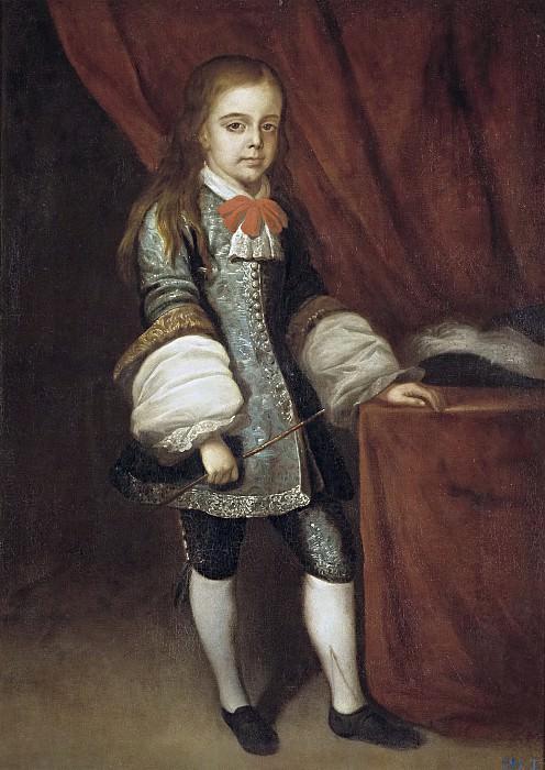 Anónimo -- Retrato de un niño. Part 2 Prado Museum