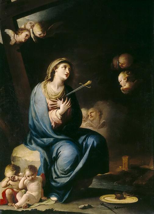 Camarón Bonanat, José -- La Dolorosa. Part 2 Prado Museum