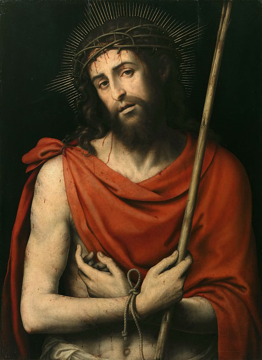 Juanes, Juan de -- Ecce Homo. Part 2 Prado Museum