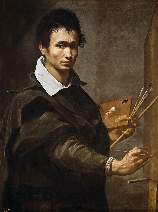 Borgianni, Orazio (Atribuido a) -- Autorretrato (¿?). Part 2 Prado Museum