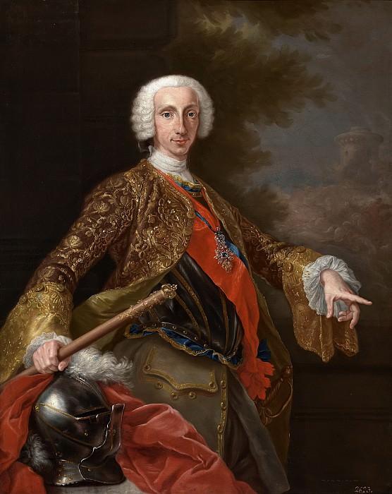 Bonito, Giuseppe -- Carlos de Borbón, rey de las Dos Sicilias. Part 2 Prado Museum