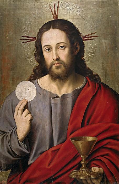 Хуанес, Хуан де -- Спаситель. Часть 2 Музей Прадо
