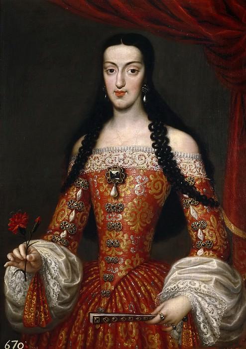 García Hidalgo, José -- María Luisa de Orleans, reina de España. Part 2 Prado Museum