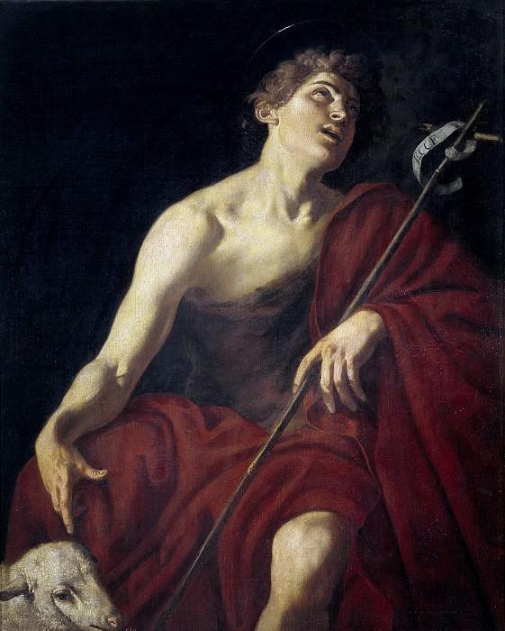 Espinosa, Jerónimo Jacinto -- San Juan Bautista. Part 2 Prado Museum