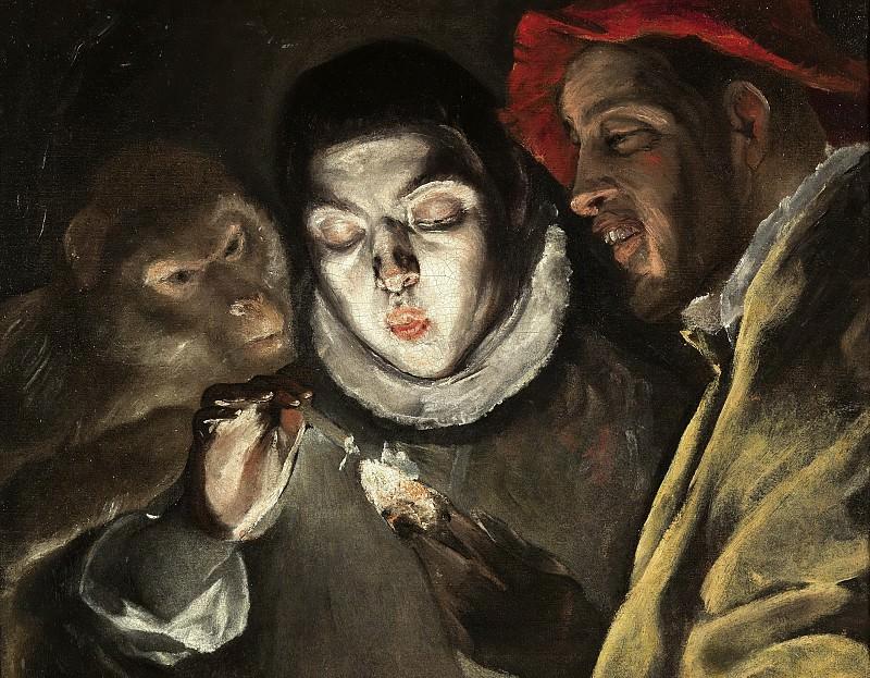 Fábula. El Greco
