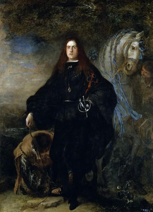 Carreño de Miranda, Juan -- El duque de Pastrana. Part 2 Prado Museum