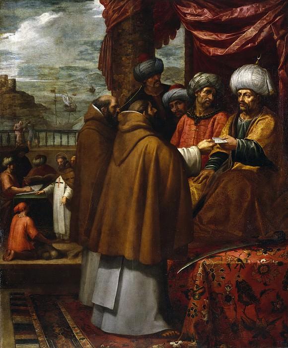 Кардучо, Висенте -- История св Жана де Мата, основателя ордена тринитариев. Часть 2 Музей Прадо
