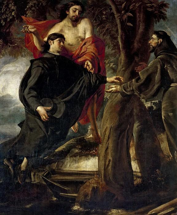 Cabezalero, Juan Martín -- Pasaje de la vida de San Francisco. Part 2 Prado Museum