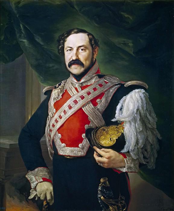 López Portaña, Vicente -- El coronel Juan de Zengotita Bengoa. Part 2 Prado Museum
