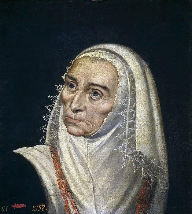 Anónimo -- Magdalena Ruiz. Part 2 Prado Museum