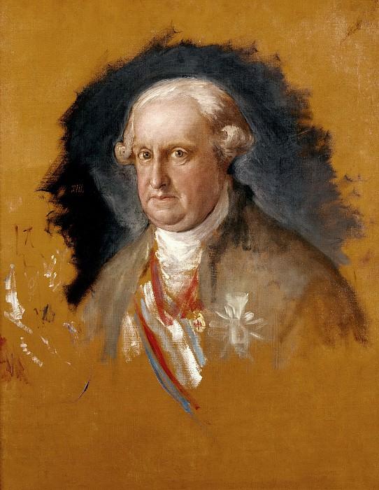 Goya y Lucientes, Francisco de -- Antonio Pascual de Borbón y Sajonia, infante de España. Part 2 Prado Museum