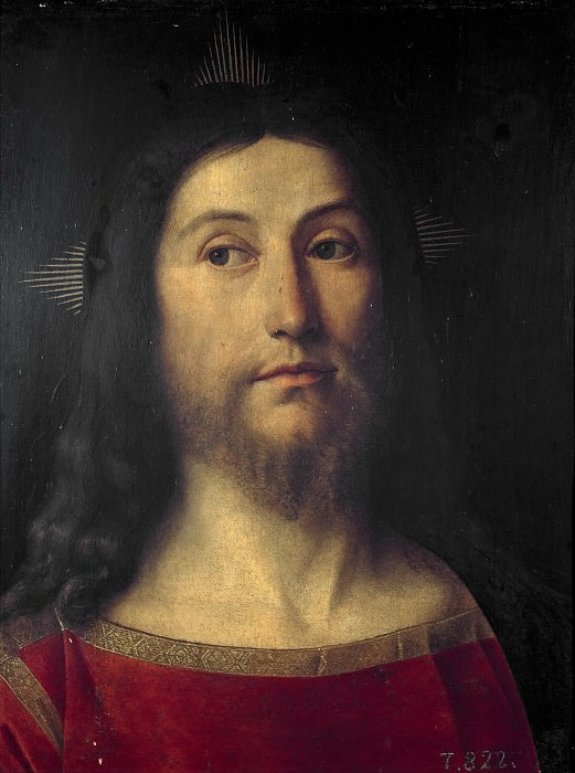 Anónimo (Copia Bellini, Giovanni) -- El Salvador. Part 2 Prado Museum
