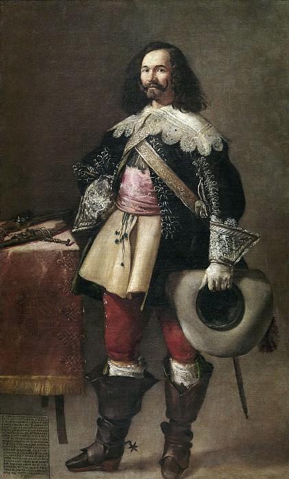 Риси де Гевара, фра Хуан Андрес -- Тибурсио де Редин и Крусат. Часть 2 Музей Прадо