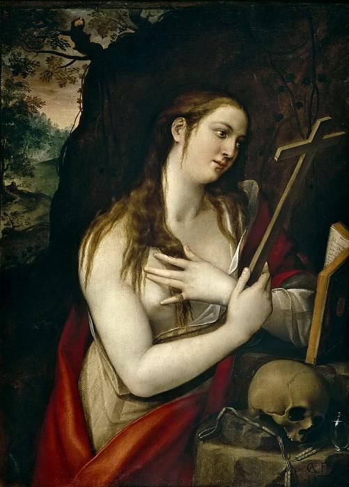 Карвахаль, Луис де -- Кающаяся Магдалина. Часть 2 Музей Прадо