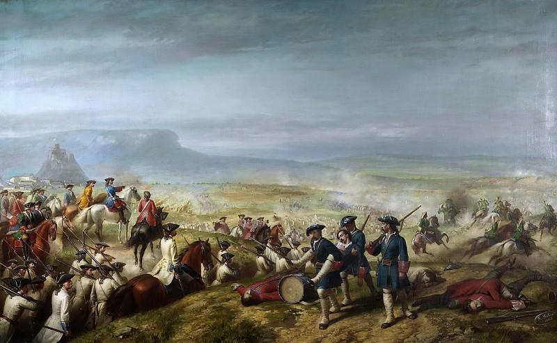 Балака и Орехас-Кансеко, Рикардо -- Битва при Альмансе. Часть 2 Музей Прадо