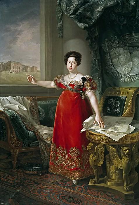 López Piquer, Bernardo -- María Isabel de Braganza, reina de España, como fundadora del Museo del Prado. Part 2 Prado Museum