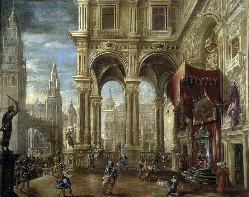 Gutiérrez, Francisco -- El juicio de Salomón. Part 2 Prado Museum