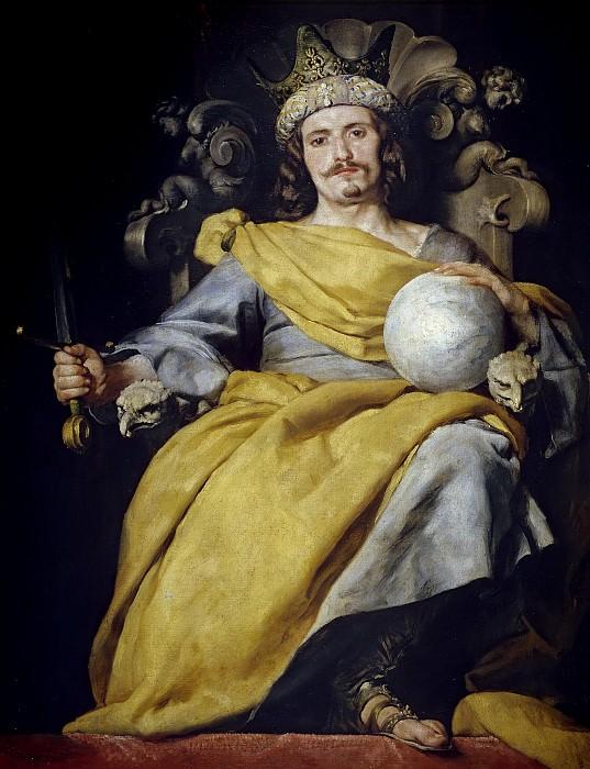 Cano, Alonso -- Un rey de España. Part 2 Prado Museum