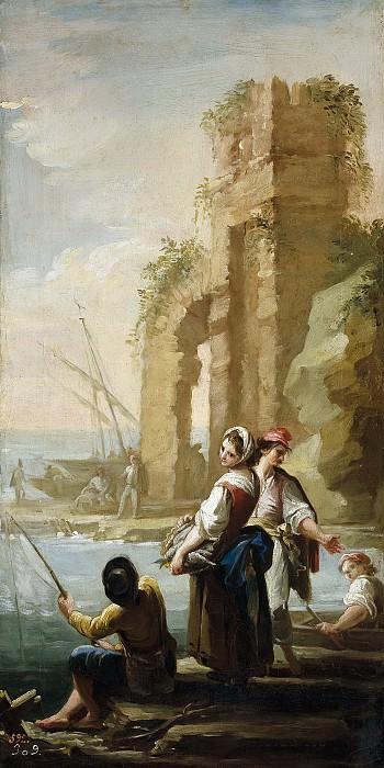 Maella, Mariano Salvador -- Marina. Part 2 Prado Museum