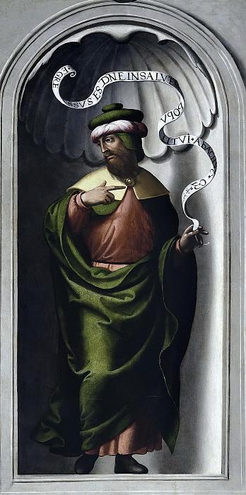 Correa de Vivar, Juan -- El profeta Habacuc. Part 2 Prado Museum