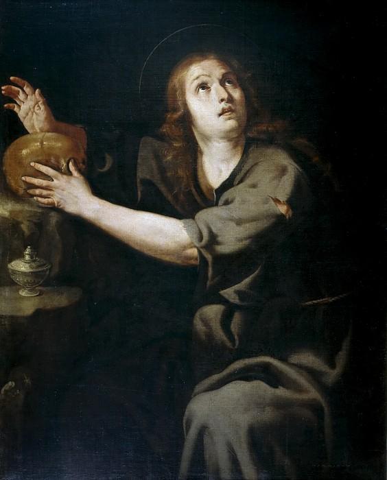 Espinosa, Jerónimo Jacinto -- María Magdalena. Part 2 Prado Museum