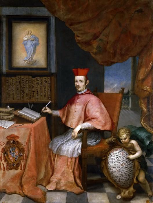 Arco, Alonso del -- El cardenal Juan Everardo Nithard. Part 2 Prado Museum