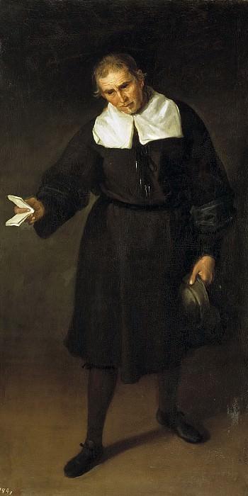 Карреньо де Миранда, Хуан -- Шут Франсиско Басан. Часть 2 Музей Прадо