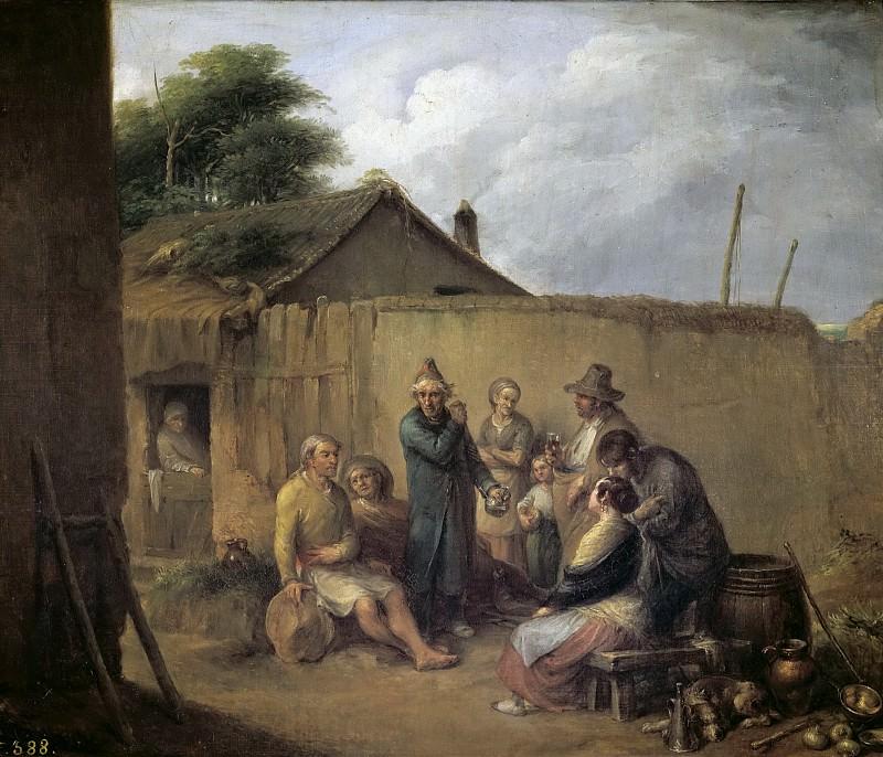 Alenza y Nieto, Leonardo -- Un veterano narrando sus aventuras. Part 2 Prado Museum