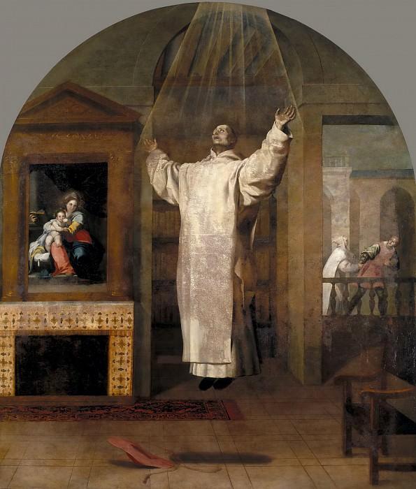 Кардучо, Висенте -- Экстаз Жана Бирелля. Часть 2 Музей Прадо